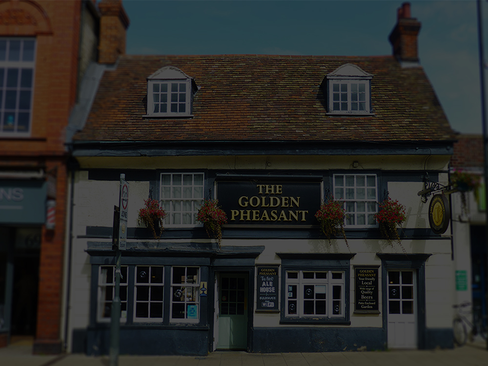 The Golden Pheasant Pub
