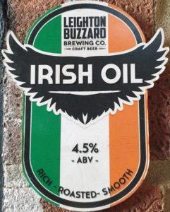 irish oil