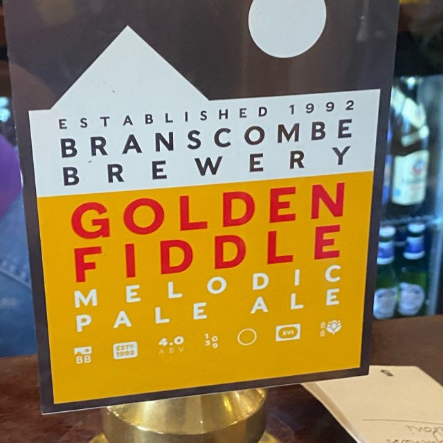 golden fiddle